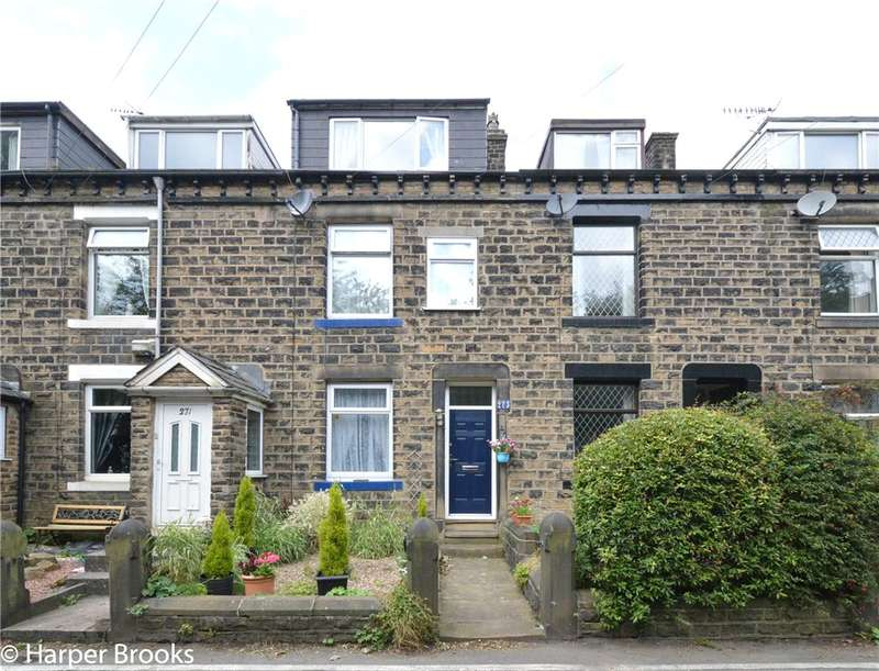 3 Bedrooms Terraced House for sale in Huddersfield Road, Diggle, Oldham, OL3