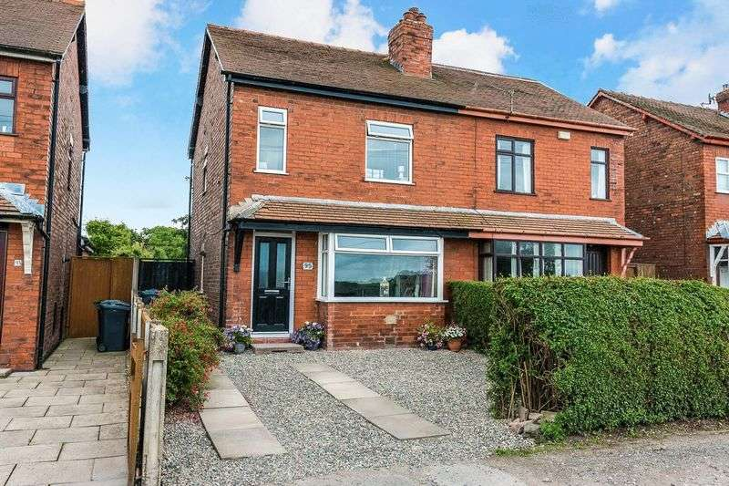3 Bedrooms Semi Detached House for sale in Crosshall Brow, Westhead