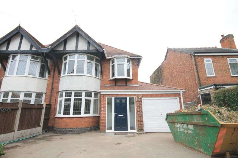 3 Bedrooms Semi Detached House for sale in Duffield Road, Derby