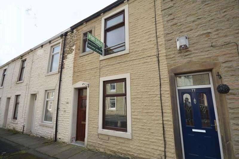 3 Bedrooms Terraced House for sale in Haworth Street, Rishton