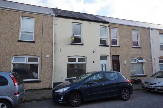 2 Bedrooms Terraced House for sale in Council Street, EBBW VALE, Blaenau Gwent
