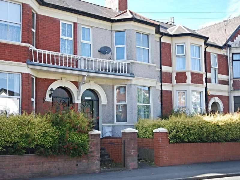 4 Bedrooms Terraced House for sale in Bassaleg Road, Newport, South Wales. NP20 3EA