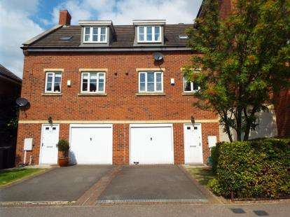 3 Bedrooms Semi Detached House for sale in Edison Way, Arnold, Nottingham, Nottinghamshire