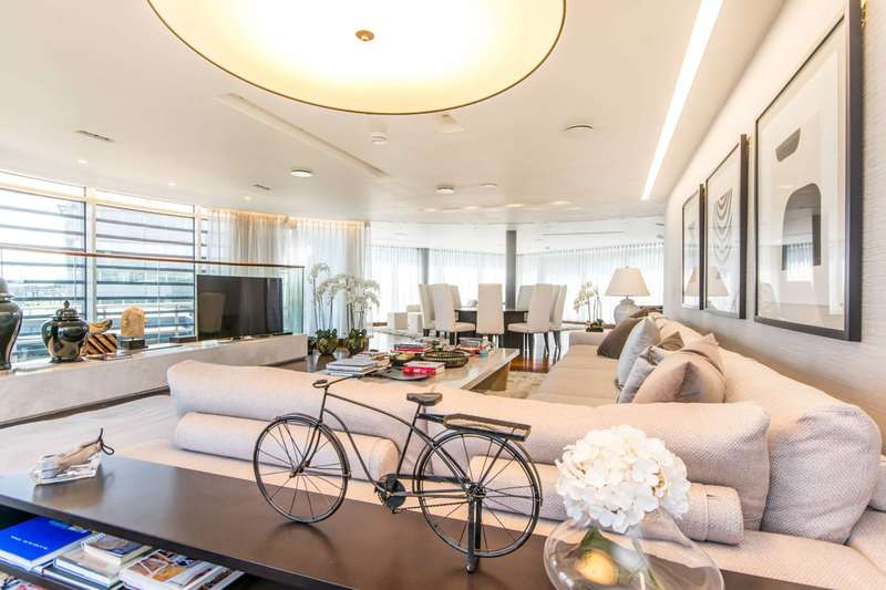 5 Bedrooms Penthouse Flat for rent in Park Road, Regent's Park, NW8