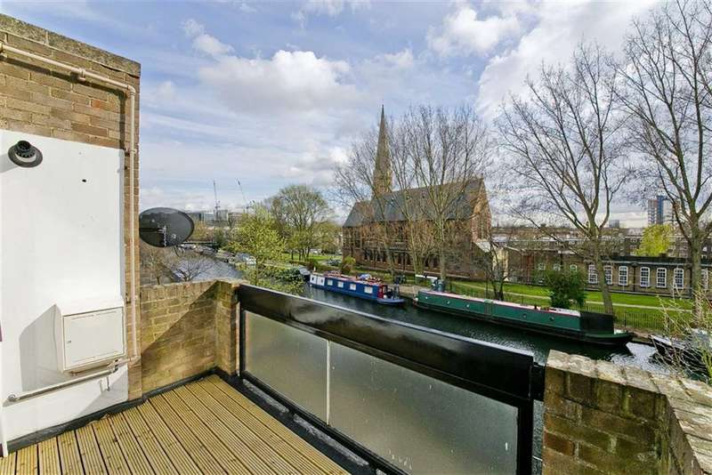1 Bedroom Property for sale in Barnwood Close, Maida Vale, W9