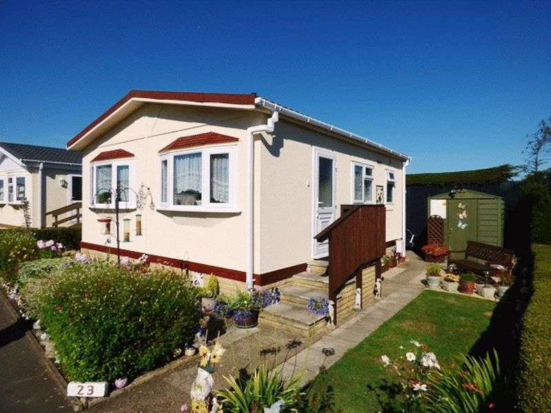 1 Bedroom Property for sale in Residential Park Home