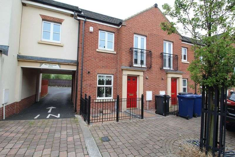 2 Bedrooms Terraced House for sale in Greenside Drift, South Shields
