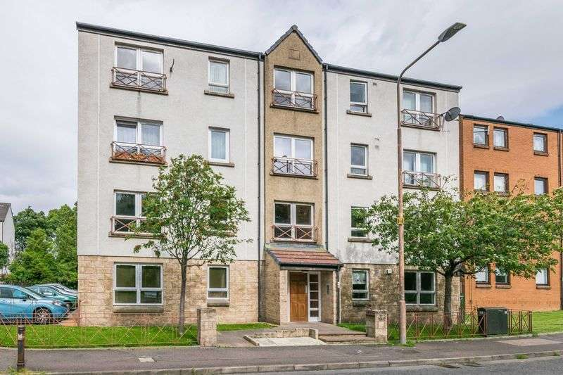2 Bedrooms Flat for sale in 3/6 Westburn Middlefield, Westburn, Edinburgh, EH14 2TJ