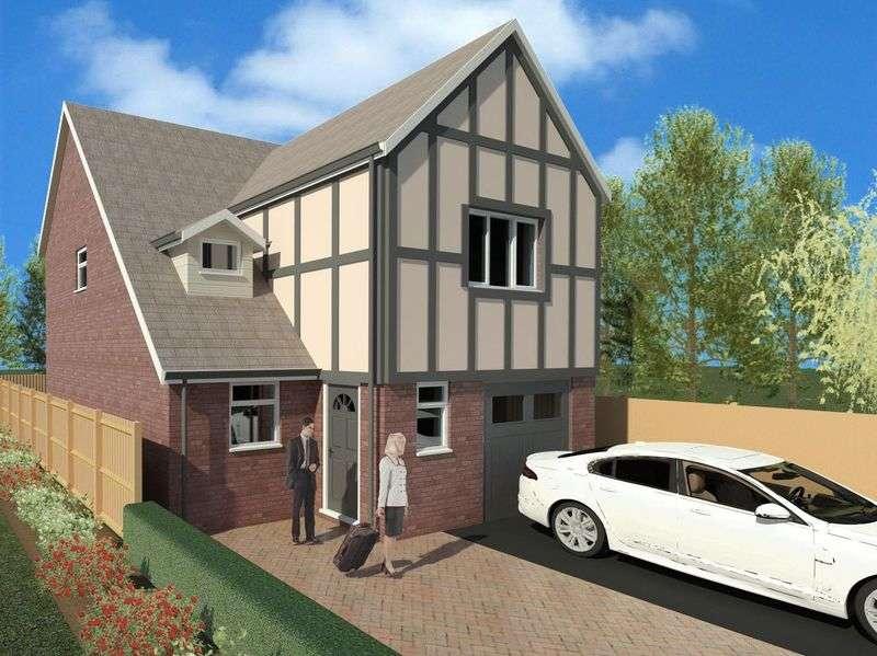 4 Bedrooms Detached House for sale in Pack Lane, Basingstoke
