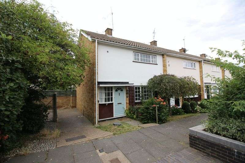 2 Bedrooms Terraced House for sale in Finchmoor, Harlow, CM18