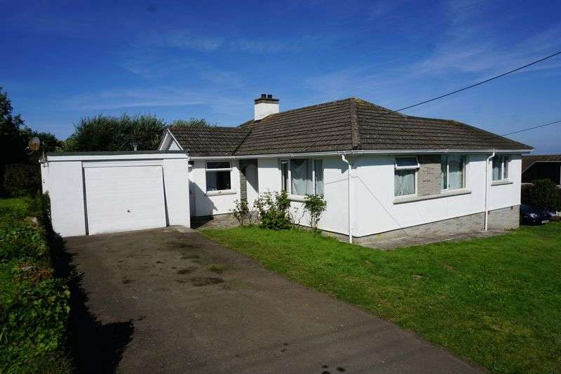 3 Bedrooms Detached Bungalow for sale in Green Lane, Boscastle