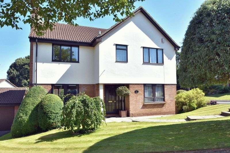 4 Bedrooms Detached House for sale in Glenavon Park, Sneyd Park