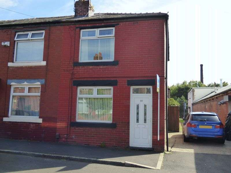 2 Bedrooms Terraced House for sale in Grosvenor Street, Manchester