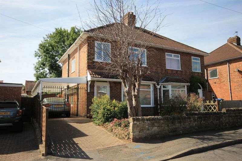3 Bedrooms Semi Detached House for sale in RUPERT ROAD, CHADDESDEN