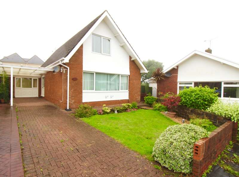4 Bedrooms Detached House for sale in hilland drive, bishopston, Swansea, SA3