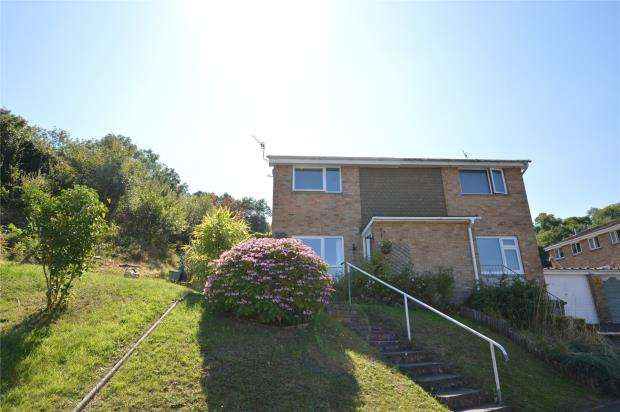 3 Bedrooms Semi Detached House for sale in Woodleigh Road, Newton Abbot, Devon