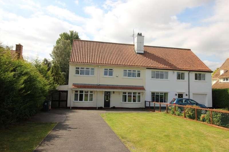 4 Bedrooms Semi Detached House for sale in Merrybent, Darlington, DL2