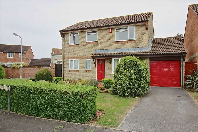 4 Bedrooms Detached House for sale in Quantock View, BRIDGWATER, Somerset