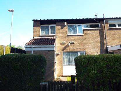 4 Bedrooms End Of Terrace House for sale in Berrington Walk, Highgate, Birmingham, West Midlands