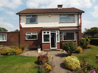 3 Bedrooms Semi Detached House for sale in Linaker Drive, Halsall, Ormskirk, Lancashire, L39
