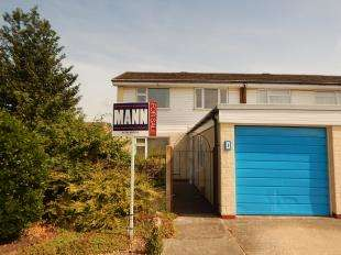 3 Bedrooms Semi Detached House for sale in Holland Close, Sheerness, Kent