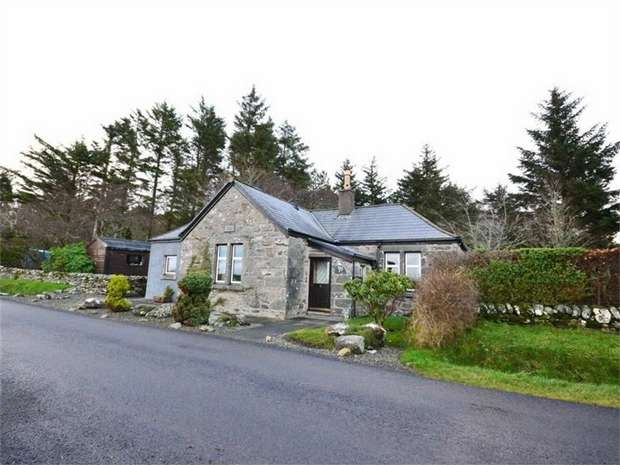 2 Bedrooms Detached House for sale in Kilberry, Tarbert, Argyll and Bute