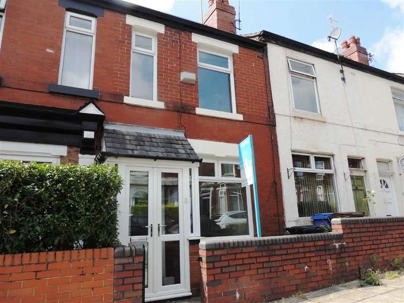 2 Bedrooms Property for sale in Gill Street, Vernon Park, Stockport