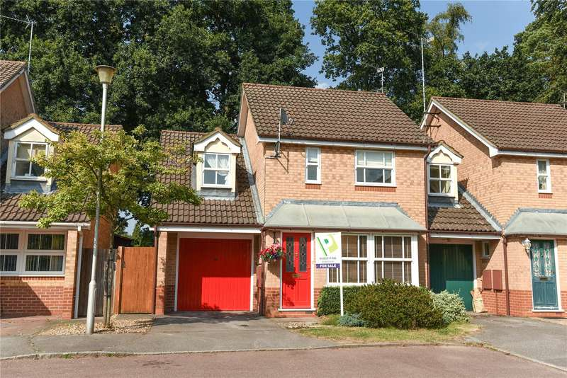 3 Bedrooms Link Detached House for sale in The Breech, College Town, Sandhurst, Berkshire, GU47
