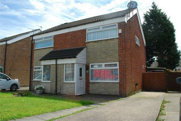 4 Bedrooms Semi Detached House for sale in Ely Drive, Astley, Tyldesley, Manchester, Lancashire