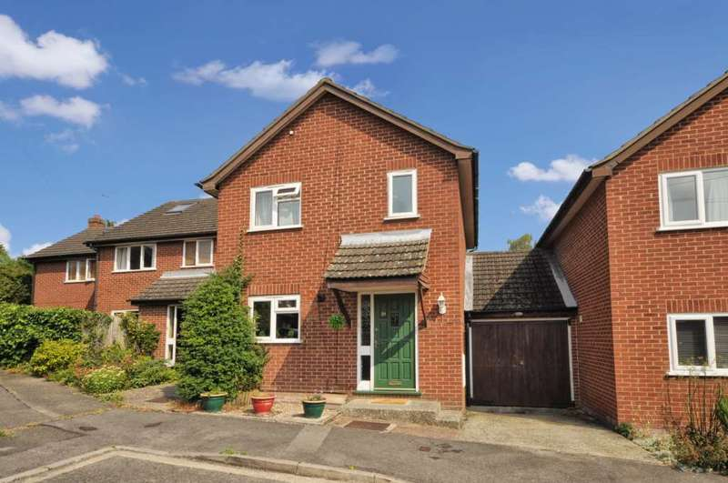 3 Bedrooms Link Detached House for sale in Kings Orchard, Brightwell-Cum-Sotwell