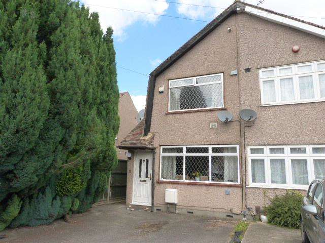 2 Bedrooms End Of Terrace House for sale in Eton Road, Harlington, UB3 5HR