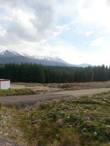 Plot Commercial for sale in North Ben View, Auchnabobane, Fort William, Highland, PH34 4EX