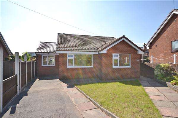 3 Bedrooms Bungalow for sale in Fife Close, Chorley, Chorley