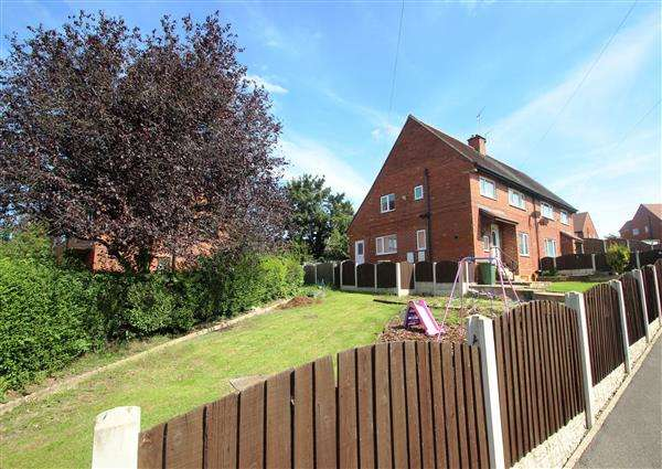 3 Bedrooms Semi Detached House for sale in Princess Avenue, South Elmsall