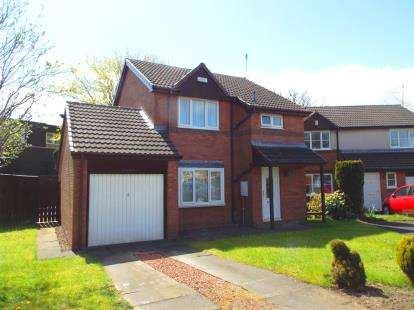 3 Bedrooms Detached House for sale in Donnington Court, Newcastle Upon Tyne, Tyne and Wear, NE3