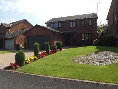 4 Bedrooms Detached House for sale in Mossvale, Ellesmere Port, Cheshire, CH66