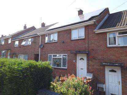 3 Bedrooms Terraced House for sale in Mold Crescent, Banbury, Oxfordshire