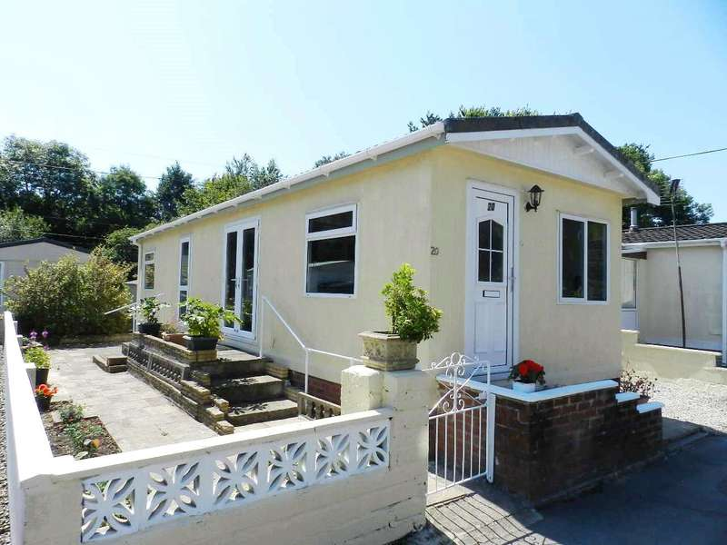 2 Bedrooms Detached Bungalow for sale in Scotchwell Park, Cartlett, Haverfordwest