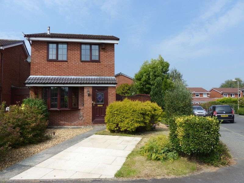 3 Bedrooms Detached House for sale in 83 Hurstbrook, Coppull, PR7 4QY