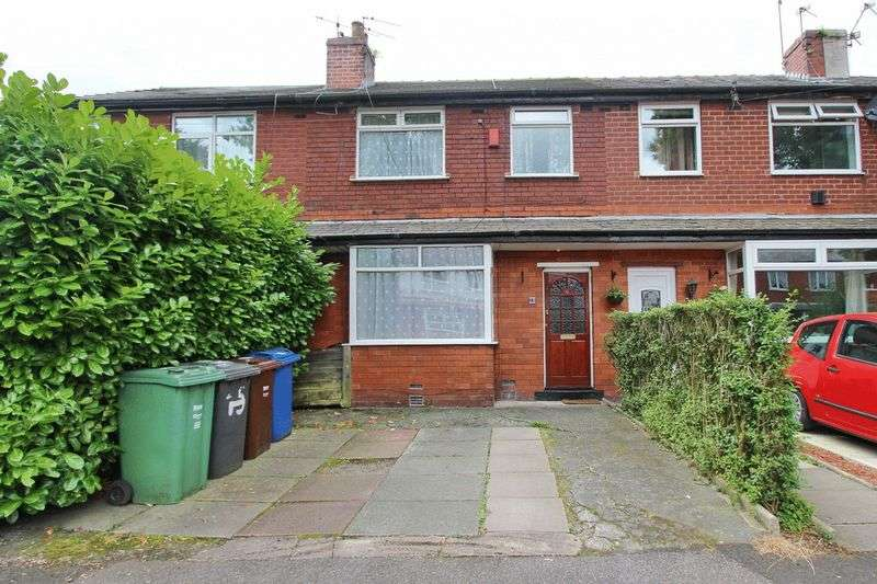 3 Bedrooms Terraced House for sale in Dalton Avenue, Whitefield, Manchester