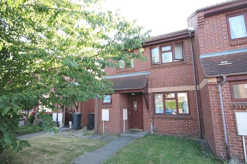 3 Bedrooms Semi Detached House for sale in SUNNYHILL AVENUE, DERBY.