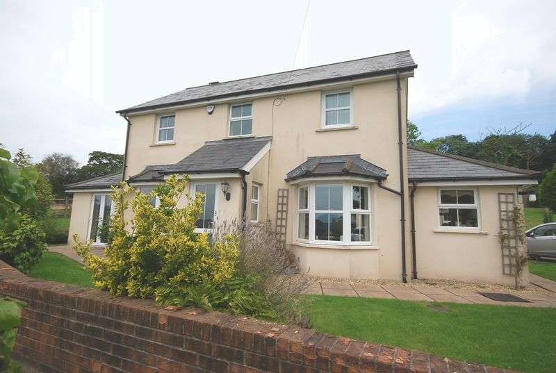 3 Bedrooms Detached House for sale in Drummau House, Birchgrove,Swansea