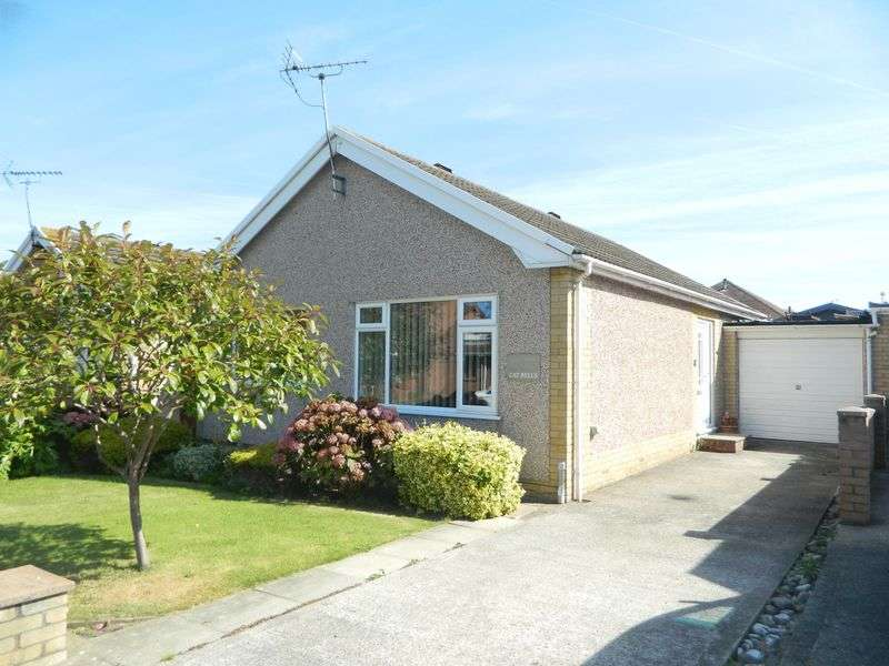 3 Bedrooms Detached Bungalow for sale in Lon Cwybr, Rhuddlan
