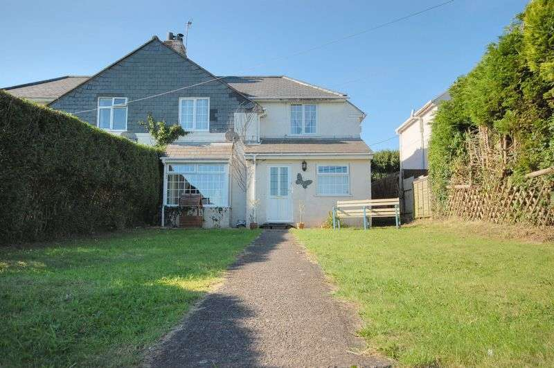 4 Bedrooms Semi Detached House for sale in 3 Fferm Goch, Llangan, Vale of Glamorgan CF35 5DP
