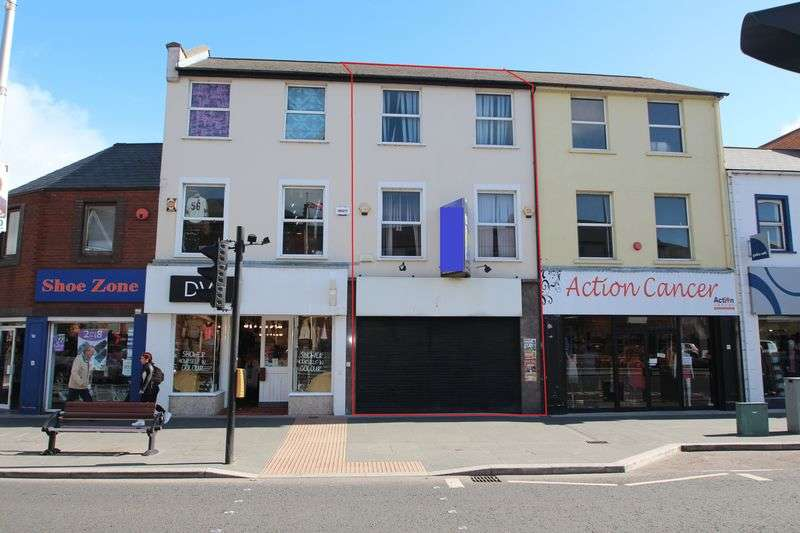Property for sale in 34 Market Street, Craigavon