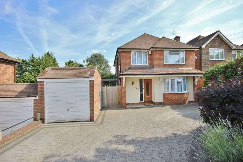 3 Bedrooms Detached House for sale in CHEAM