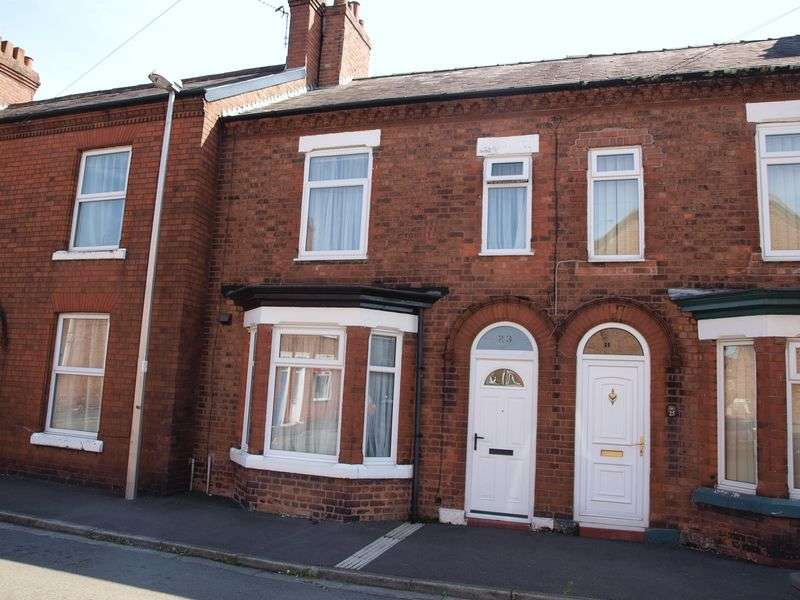 3 Bedrooms Terraced House for sale in Royle Street, Northwich, CW9 7AJ