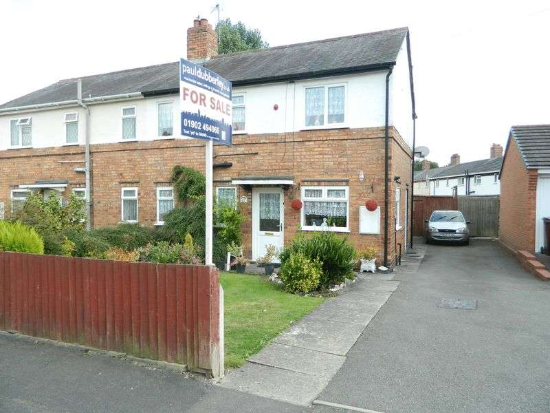 3 Bedrooms Semi Detached House for sale in Best Road, Bilston