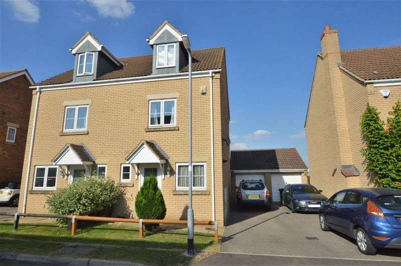 3 Bedrooms Semi Detached House for sale in Collyns Way, Collyweston