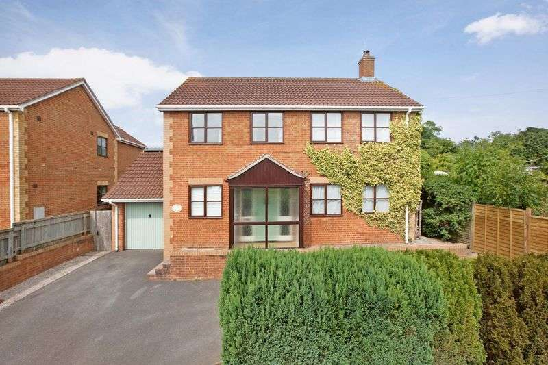 4 Bedrooms Detached House for sale in Main Road, Middlezoy